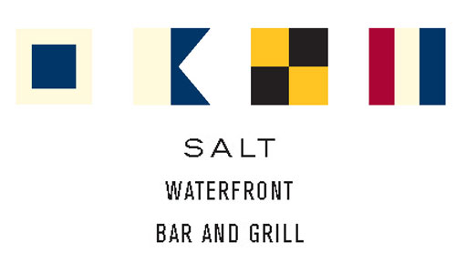 Salt Waterfront Bar and Grill logo